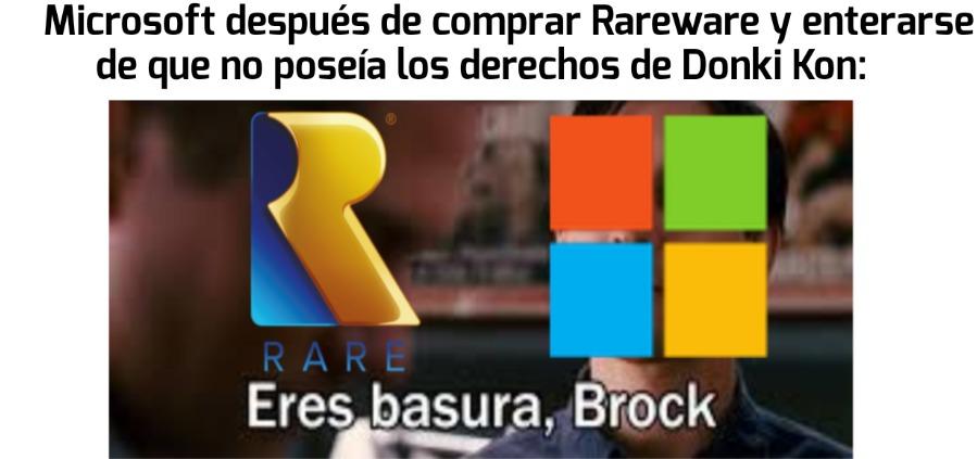 Rareware - meme