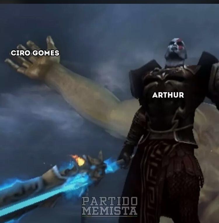 Mito Gomes 2018 - meme