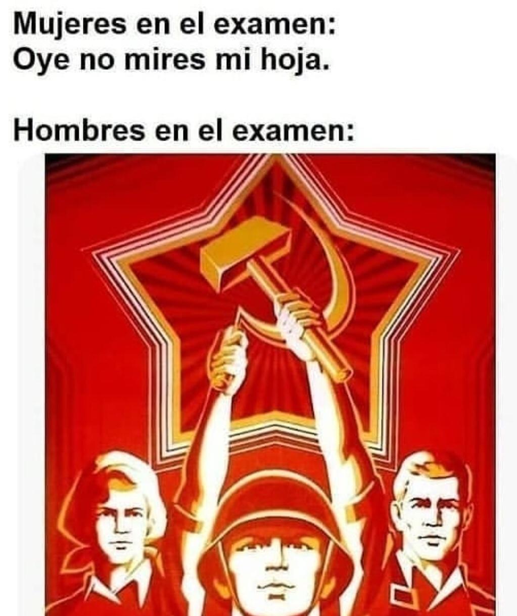 vivimos en un comunismo :stonerstanley: - meme