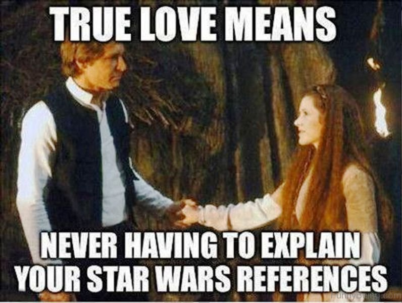 True love - meme