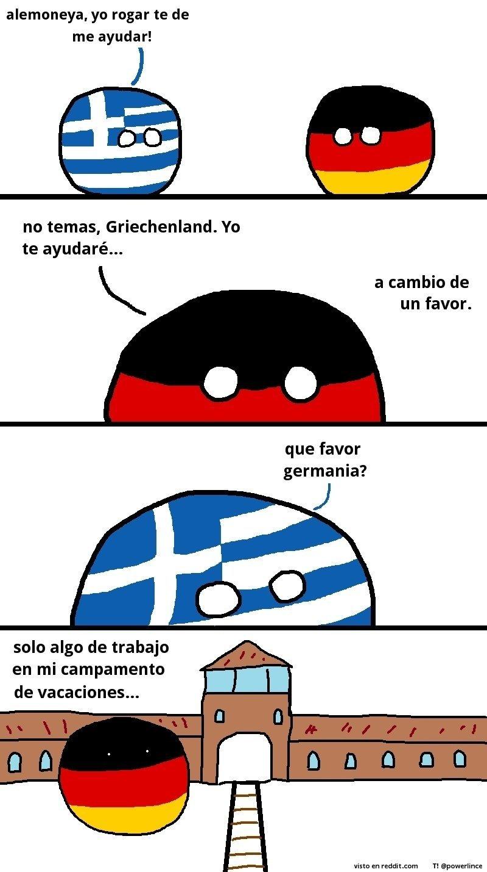 Bien hecho Alemania  - meme