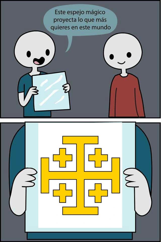 Memes de las cruzadas