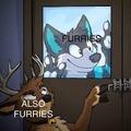 Even furries hate furries