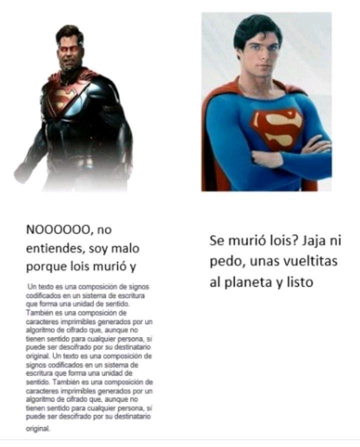 Christopher Reeve Chad - meme