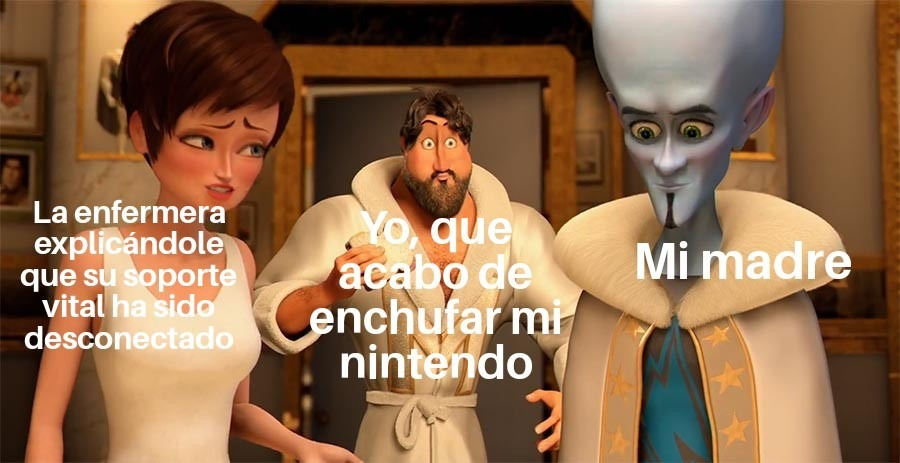 *lo demanda* - meme