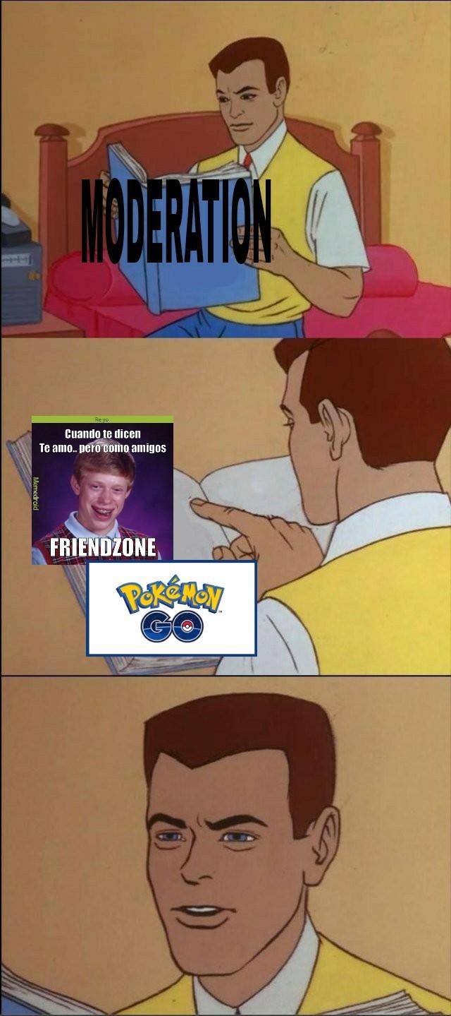 Title hates moderating - meme