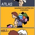Atlas dos dias de hoje.