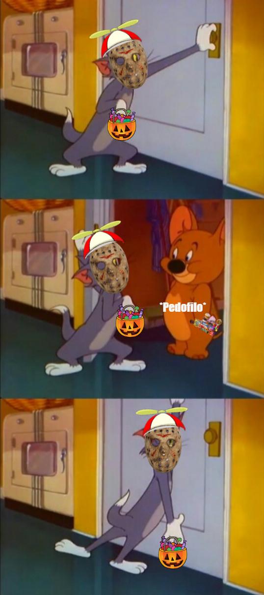 Meme de Halloween