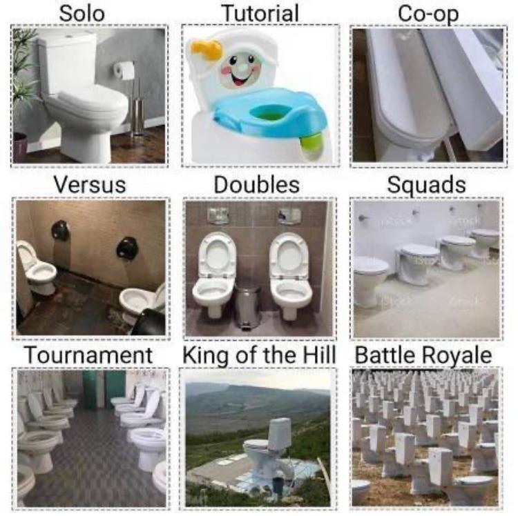 toilet humor - meme