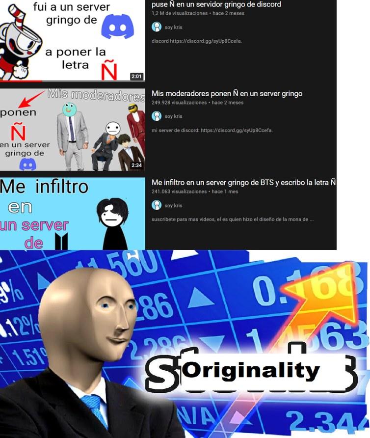 Perdon por la edicíon - meme