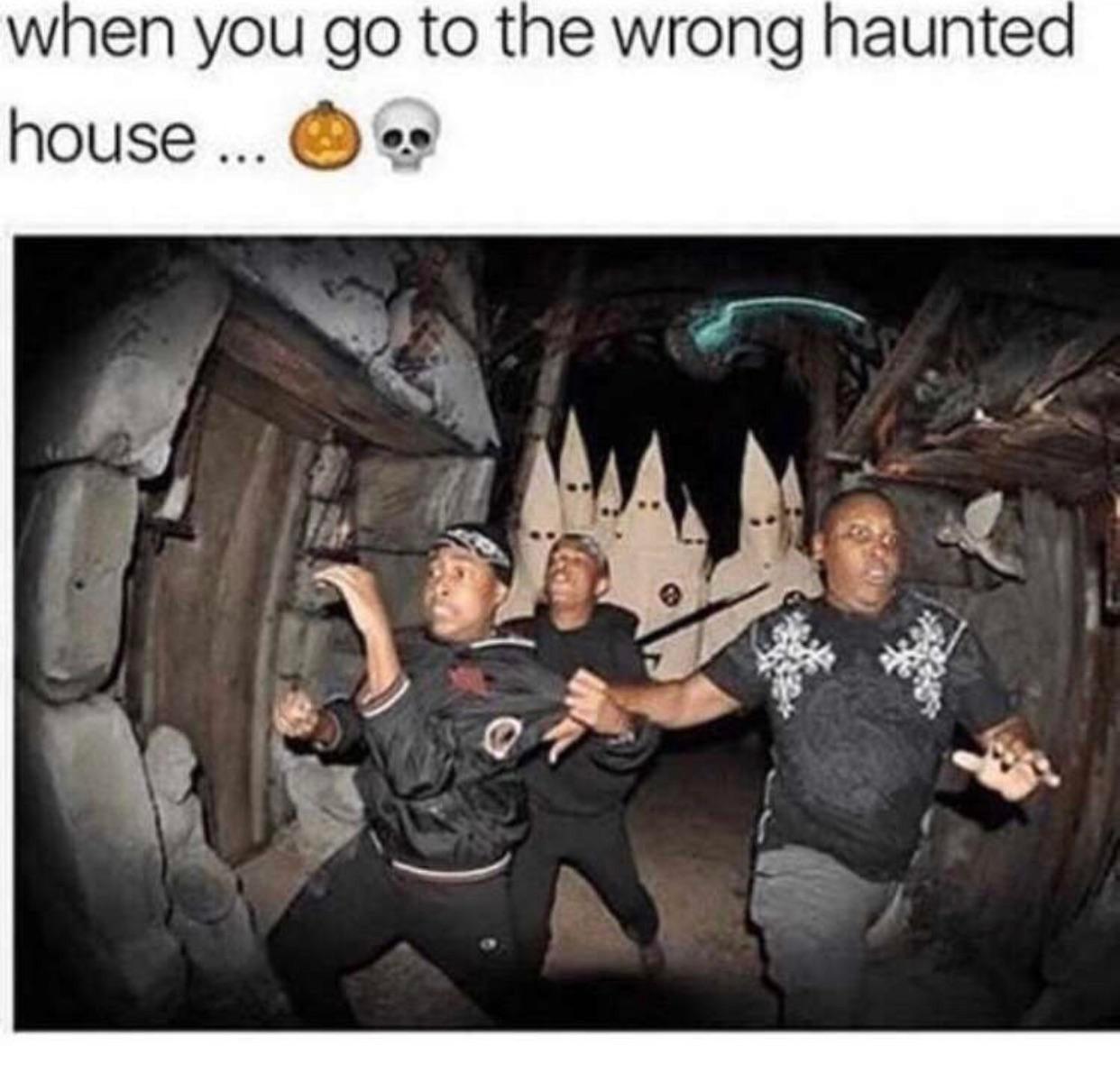 spooky times - meme