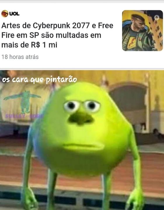 Cyberbug - meme