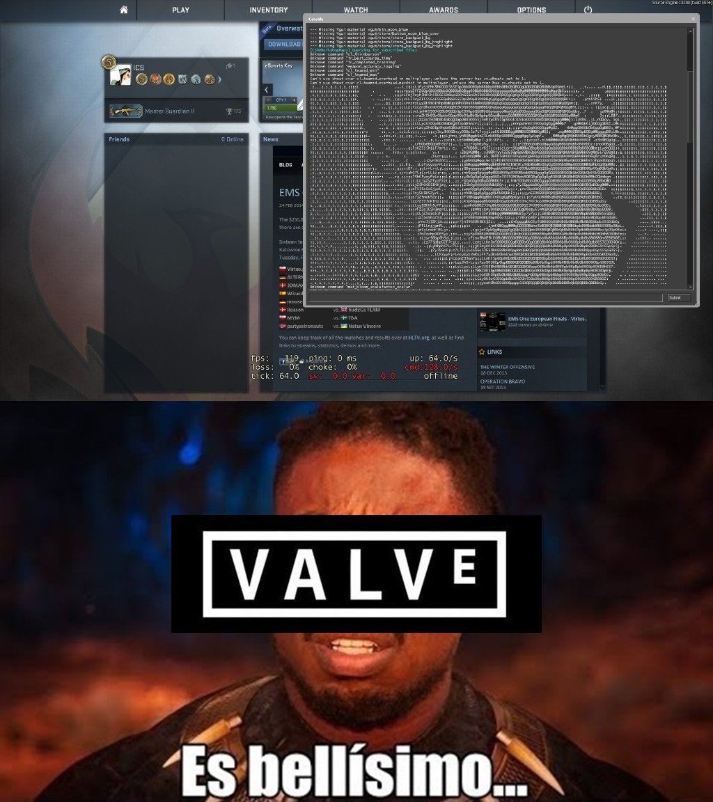 esto es arte informático, aprecienlo - meme