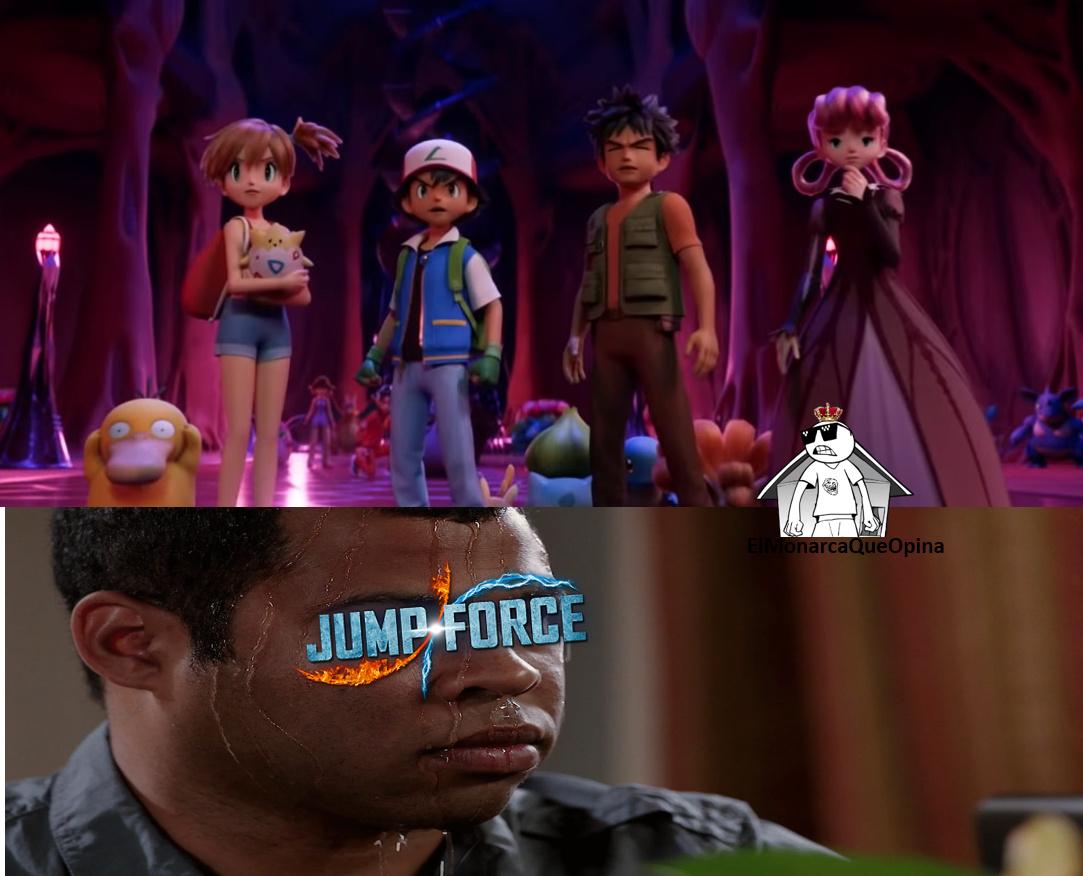 pasar de sacar remakes de juegos a remakes de peliculas - meme