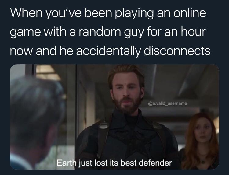 the worst feeling - meme