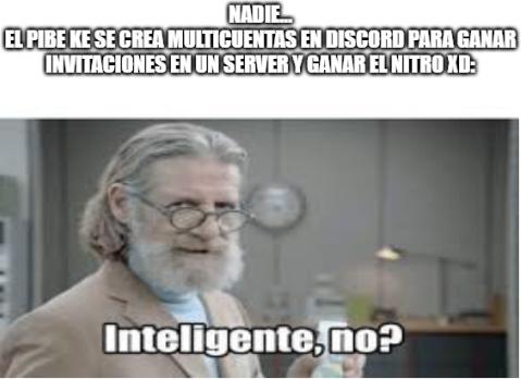 multicuentas xd - meme