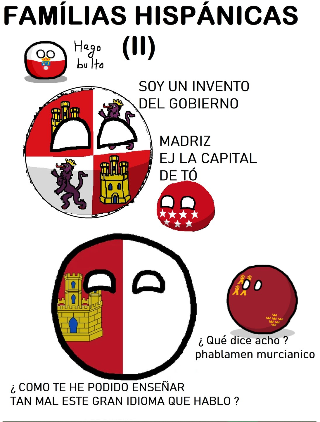 CASTILLA - meme