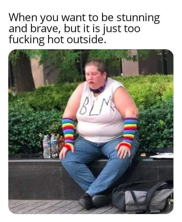 Not enough green vegetables - meme