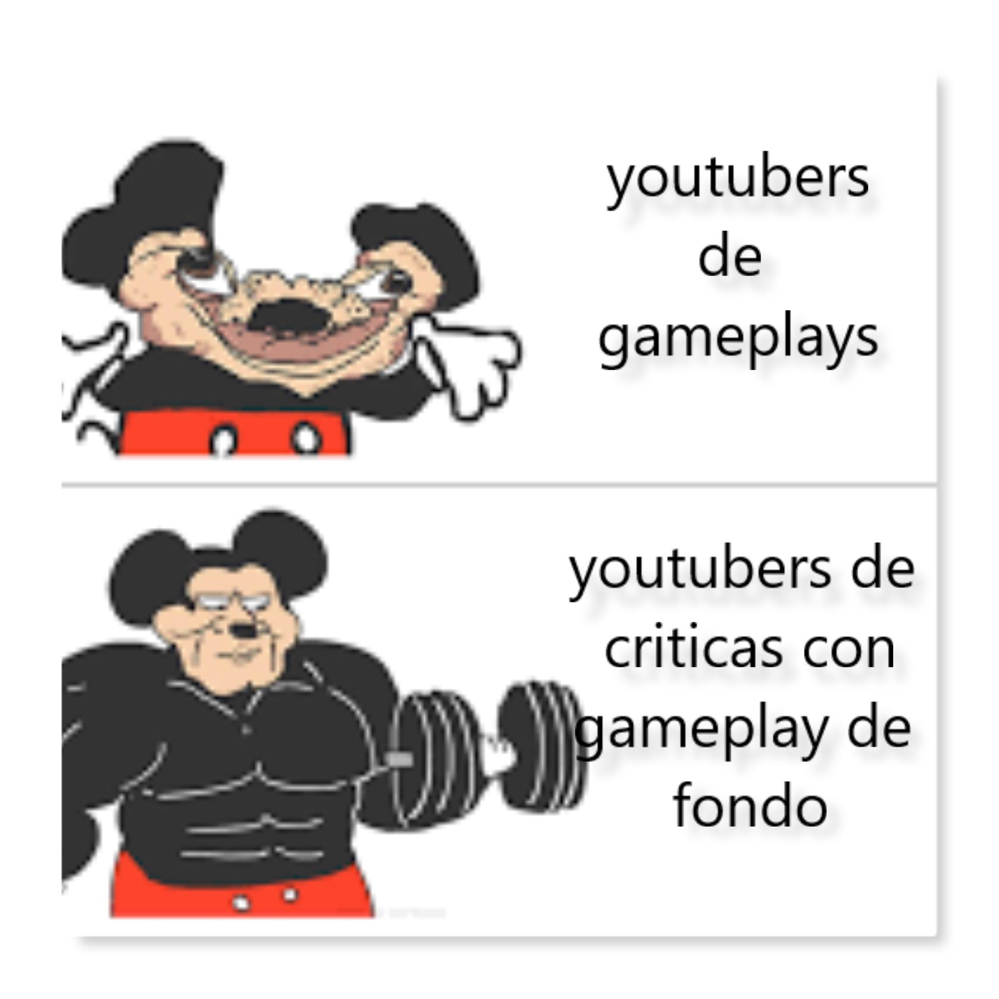 youtubers - meme