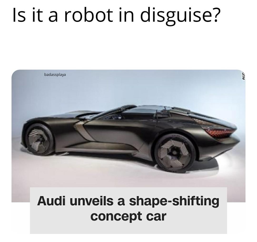 Audibots, roll out! - meme