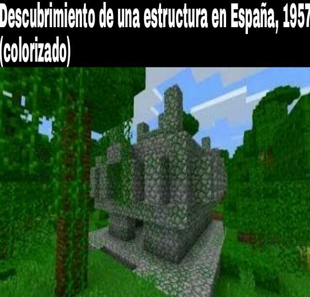 Estructura de España - meme