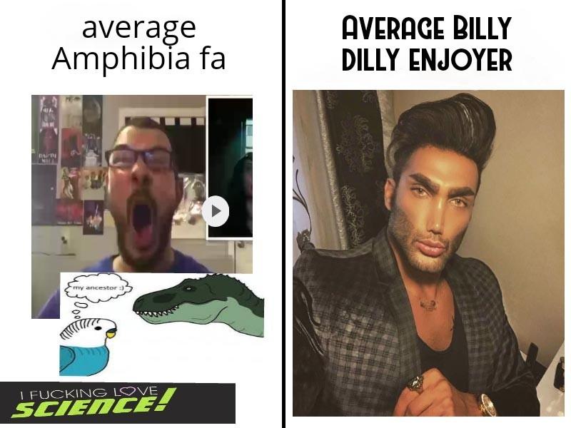 Amphibia es una mierda - meme