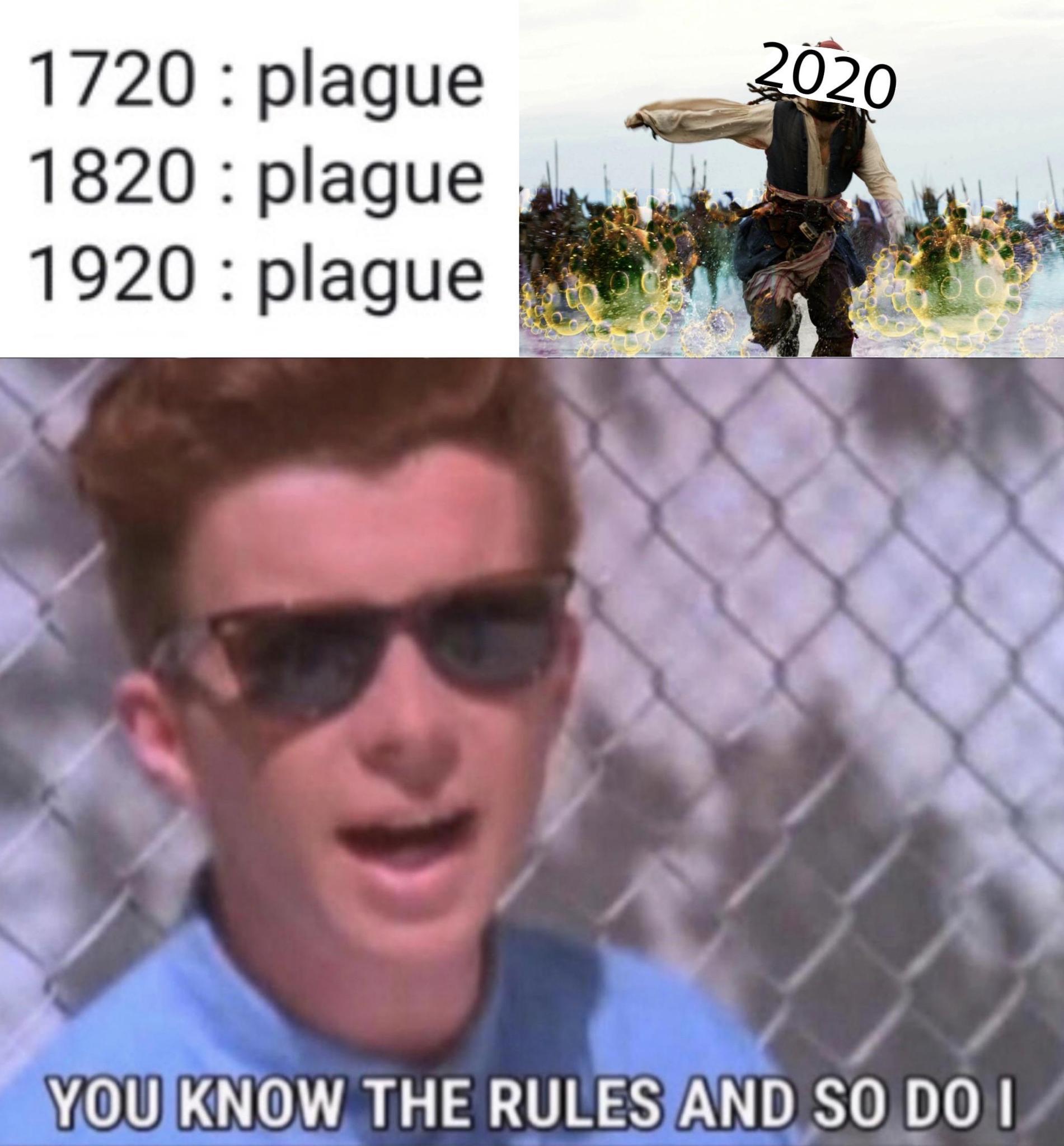 Rick 2020 - meme