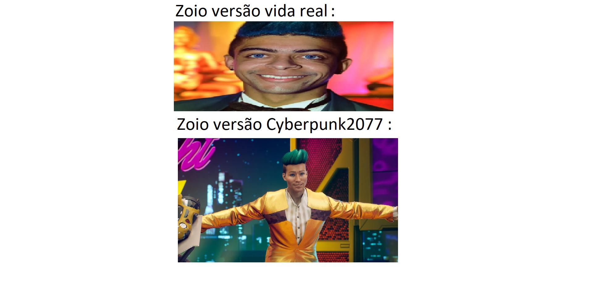 Zoio - meme