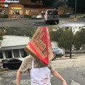 NO ONE OUT PIZZAS THE HUT