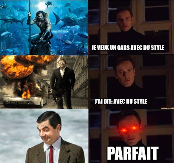 Stylé - meme