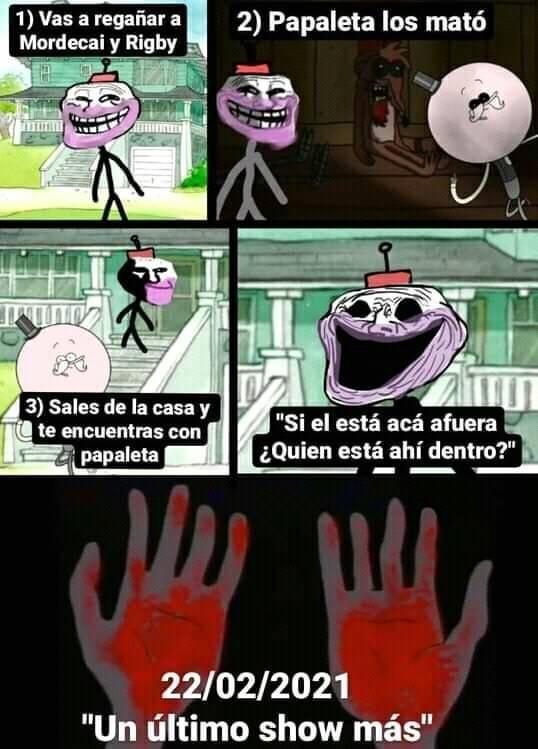 Benson - meme