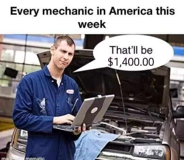 Can't wait til my bank account reads $1400.03 - meme