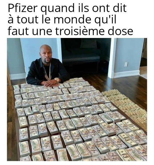 I like money - meme