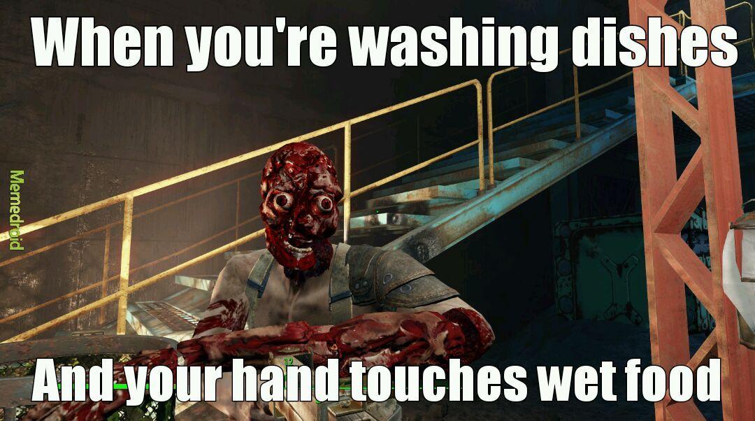 Favorite fallout 4 weapon? - meme