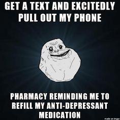 Antidepressant - meme