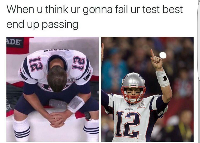 Falcons choked harder than Sasha Grey - meme