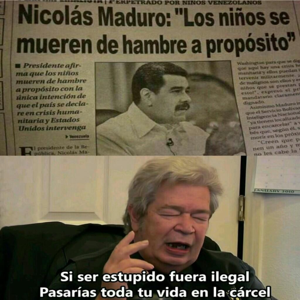 Resultado de imagen para Memes últimos sobre Maduro
