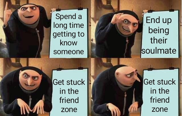 Friend zone - meme