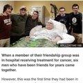 Gamers are true friends