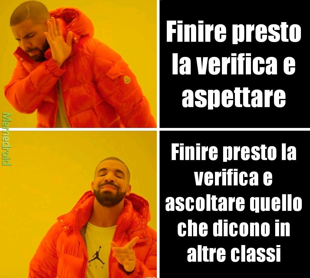Verifica - meme