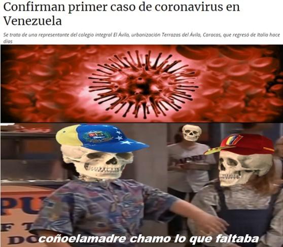 TAMO JODIO - meme