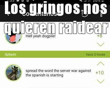 A defender momosdroid en español :greek: - meme