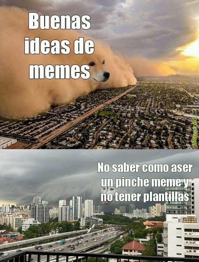 Mi cerebro - meme