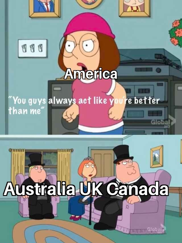"""We know we're better, enjoy your """"freedom"""" - meme"""