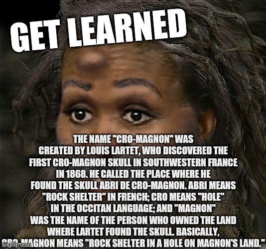 Cro-Magnon - meme