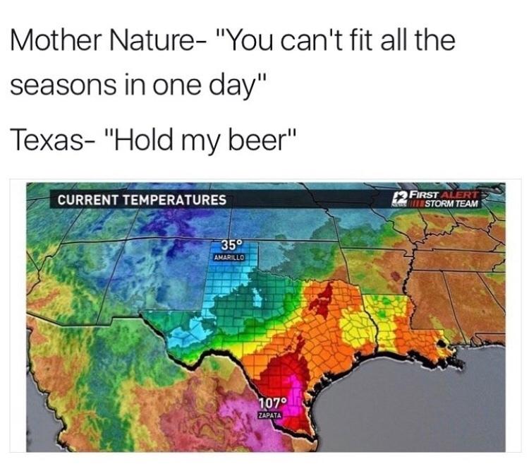 ahhh Texas - meme
