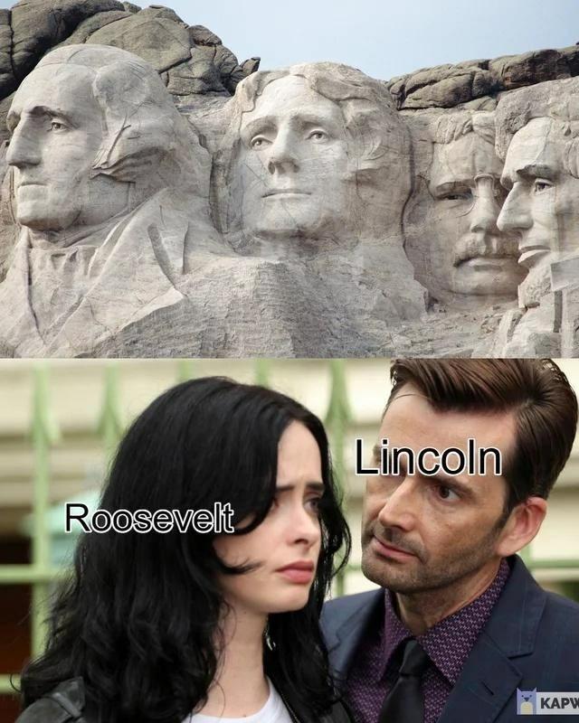 Le roooooooooosevelt - meme