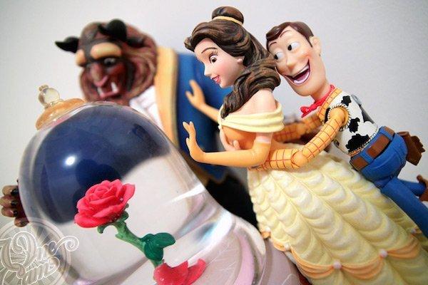 Les aventures de Woody problèmes conjugale cher la bête - meme