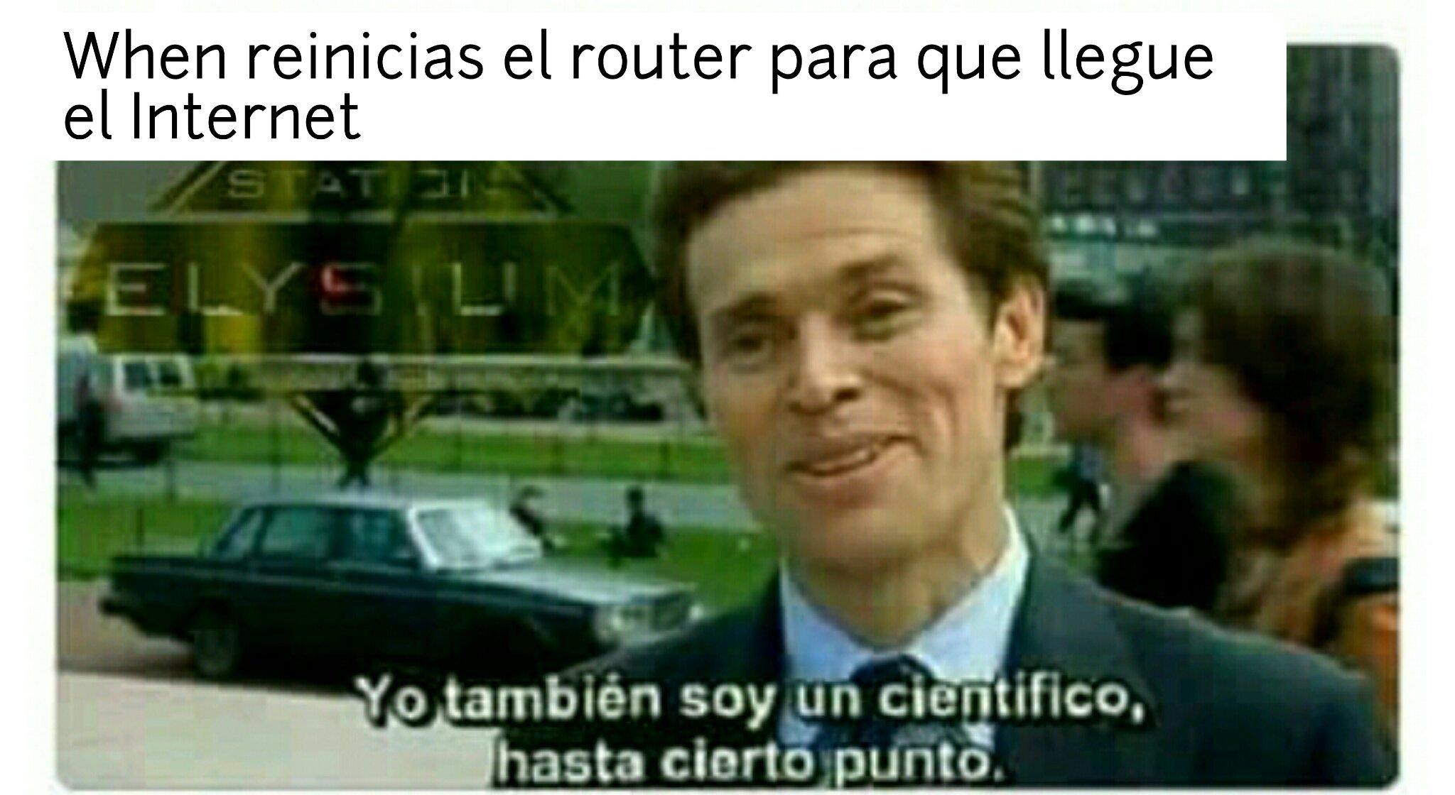 CIENCIA - meme