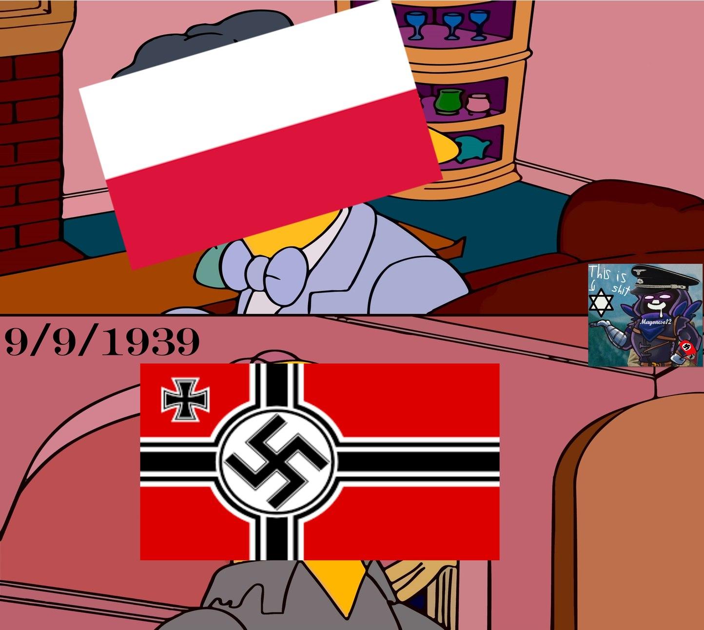 Poland.exe stop work. - meme
